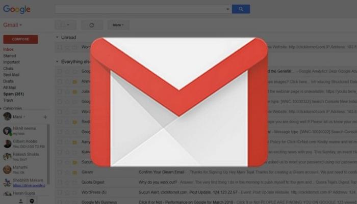 Bedienungsanleitung google mail