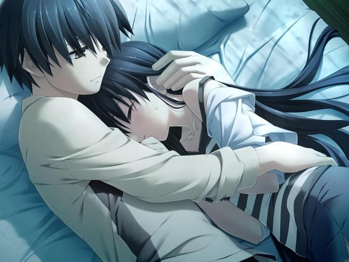 Anime Dakimakura hugging pillow case Sword Girls SM8652